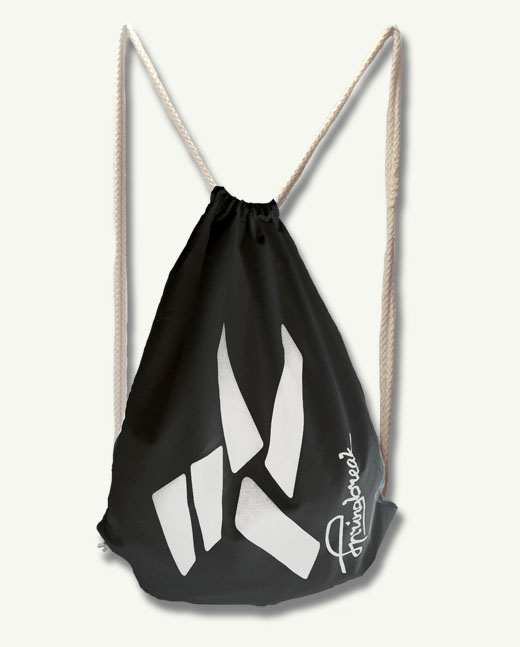 "Peace Bag ""schwarz"""