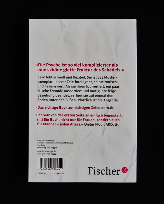 Taschenbuch Mängelexemplar