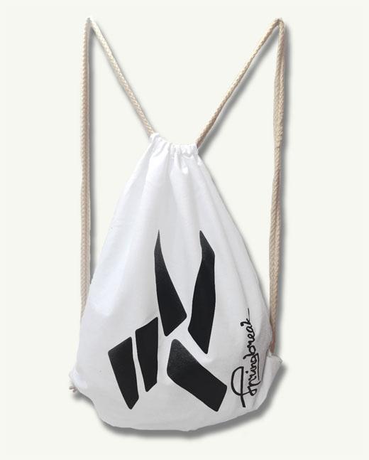 "Peace Bag ""weiß"""