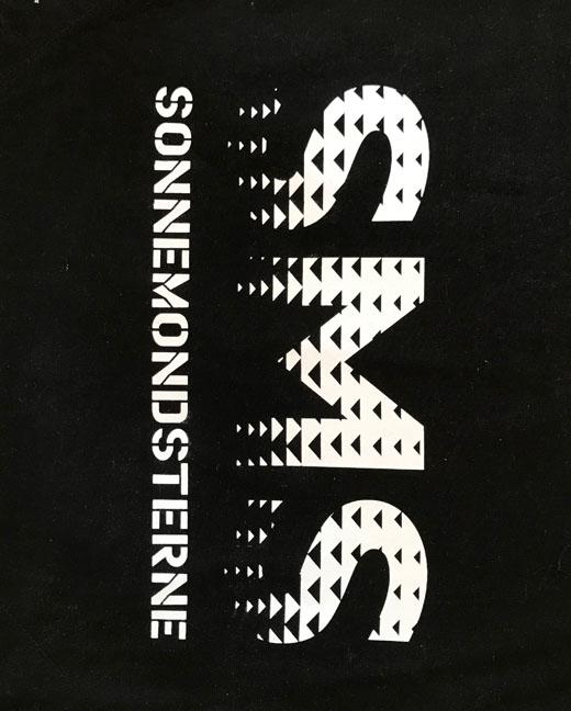 "Habsdabei Bag SMS XXIII ""schwarz"""