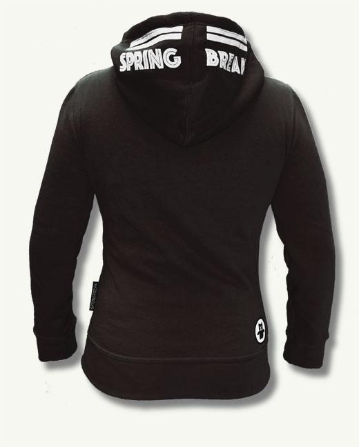 "Spring Zipper Girl 2018 ""Schwarz"""