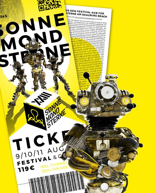 SonneMondSterne Festival 2019 Kombiticket