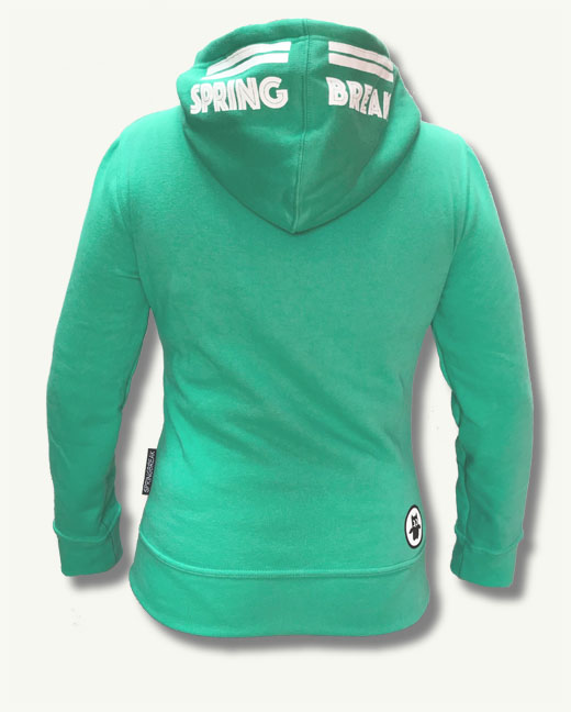"Spring Zipper Girl 2018 ""Grün"""