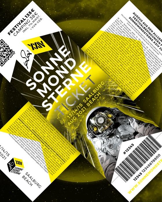 SonneMondSterne Festival 2021 Kombiticket